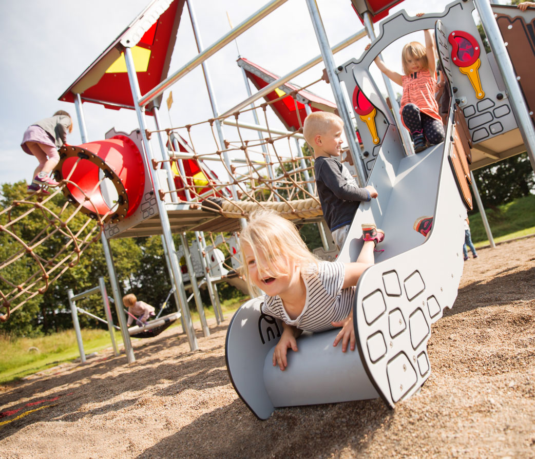 Hva er ditt ansvar som eier av offentlig lekeplass?
